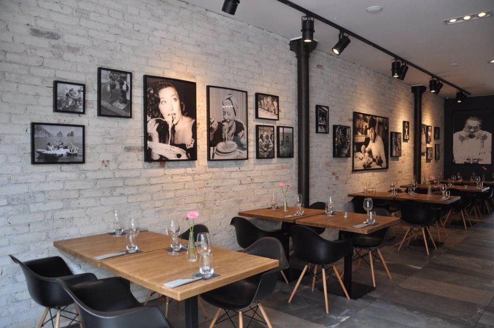 Restauracja Lugana W Poznaniu Nowoczesna Kuchnia Włoska