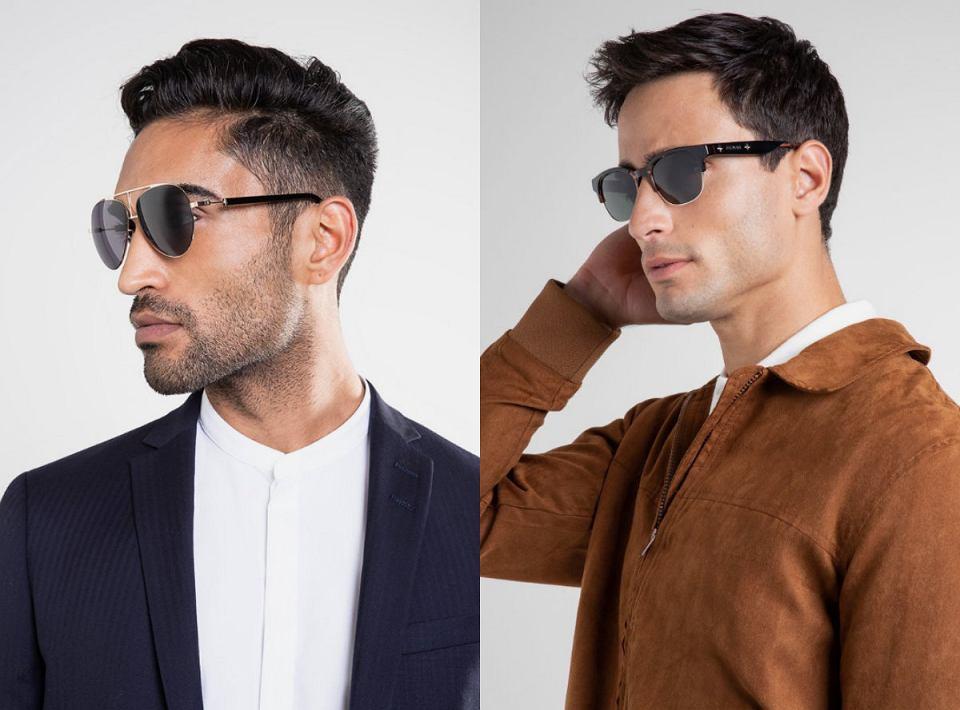 balmain okulary męskie