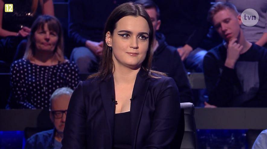 Pani Katarzyna, 'Milionerzy'