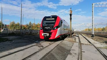 Nowy pociąg spalinowy z Newagu