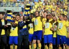 To oni wywalczyli awans. 22 bohaterów żółto-niebieskiej armii