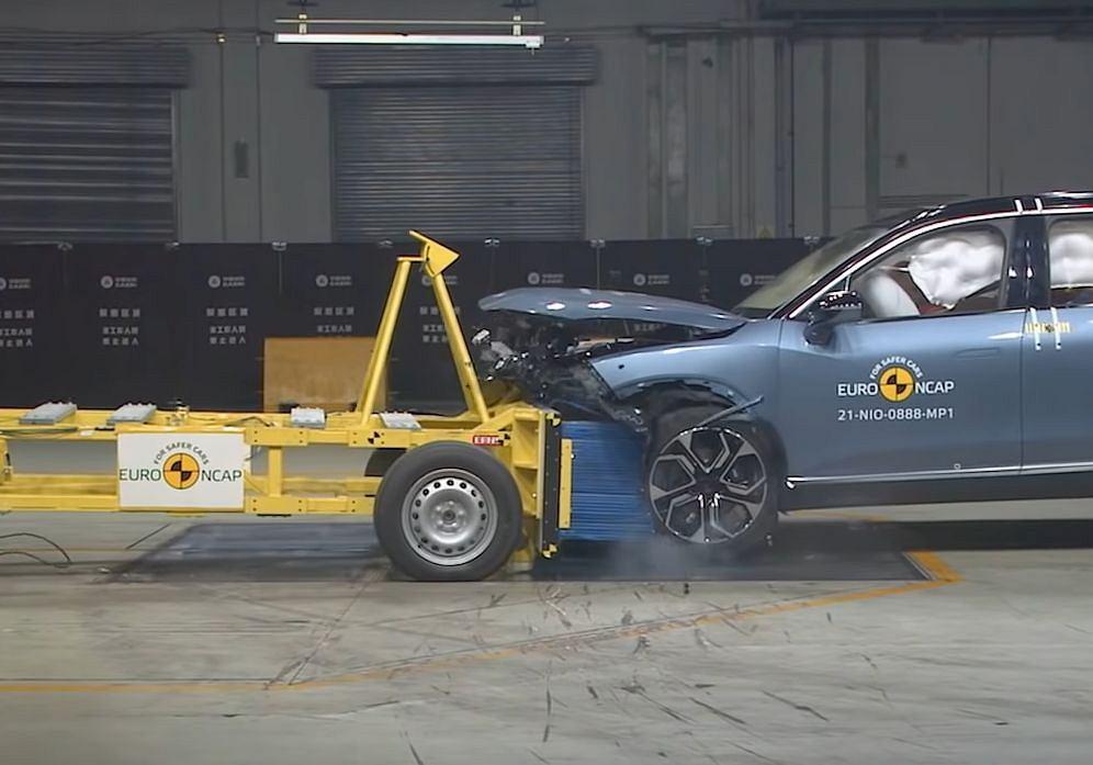 Crash test, testy zderzeniowe Euro NCAP