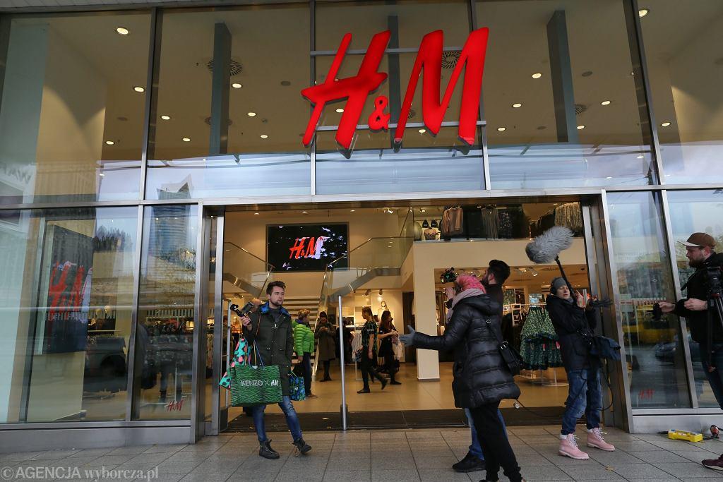 Sklep H&M w Warszawie