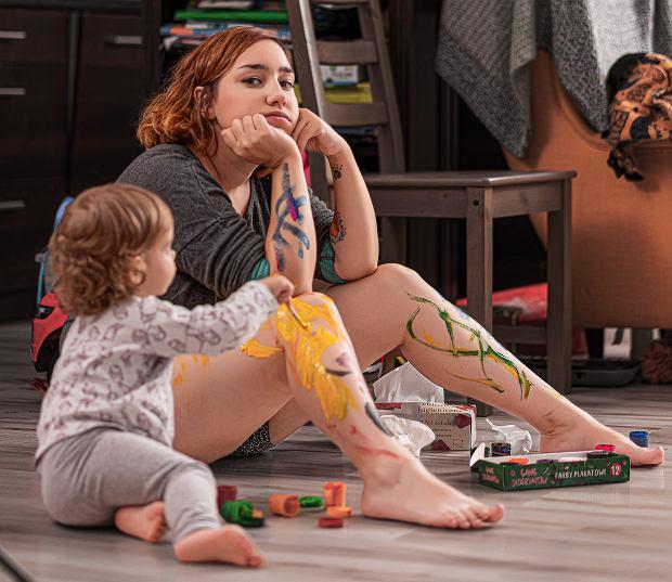 Rodzicielstwo, szczególnie to wczesne, ma to do siebie, że trzeba w nie włożyć bardzo dużo zaangażowania i cierpliwości (fot. Piotr Stach)
