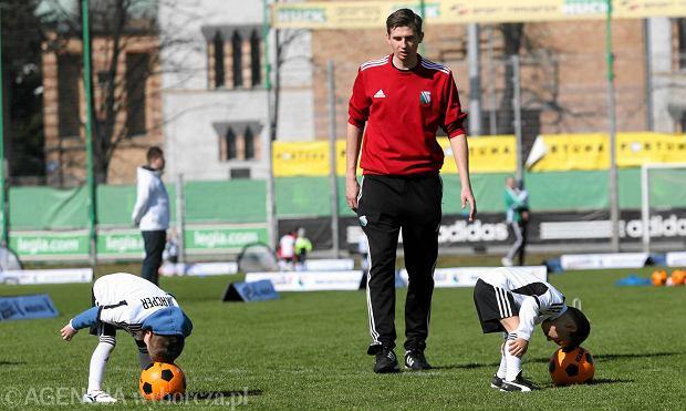 Legia Warszawa otwiera piłkarskie szkoły