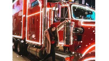 Ciężarówka Coca-Coli