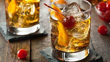 Old fashioned to drink doskonale znany przez wszystkich wielbicieli whisky.