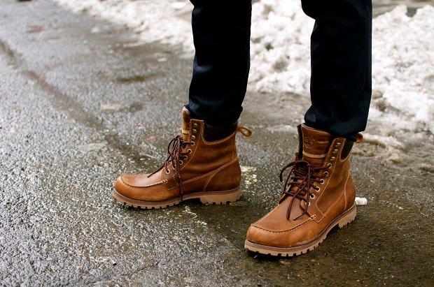 Zimowe trendy w modzie męskiej