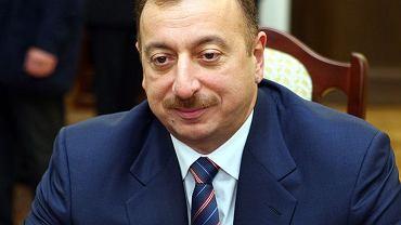 İlham Əliyev, prezydent Azerbejdżanu