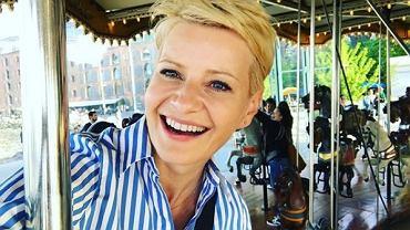 Małgorzata Kożuchowska pochwaliła się seksownym zdjęciem na Instagramie
