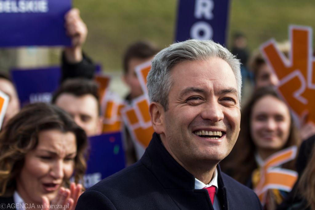 Robert Biedroń lewicowym kandydatem na prezydenta (zdjęcie ilustracyjne)