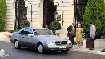Mercedes 600 SEC (C140)