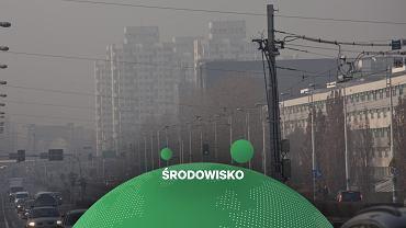 Smog, zdjęcie ilustracyjne.