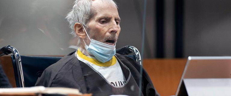 Milioner skazany na dożywocie za morderstwo sprzed 21 lat