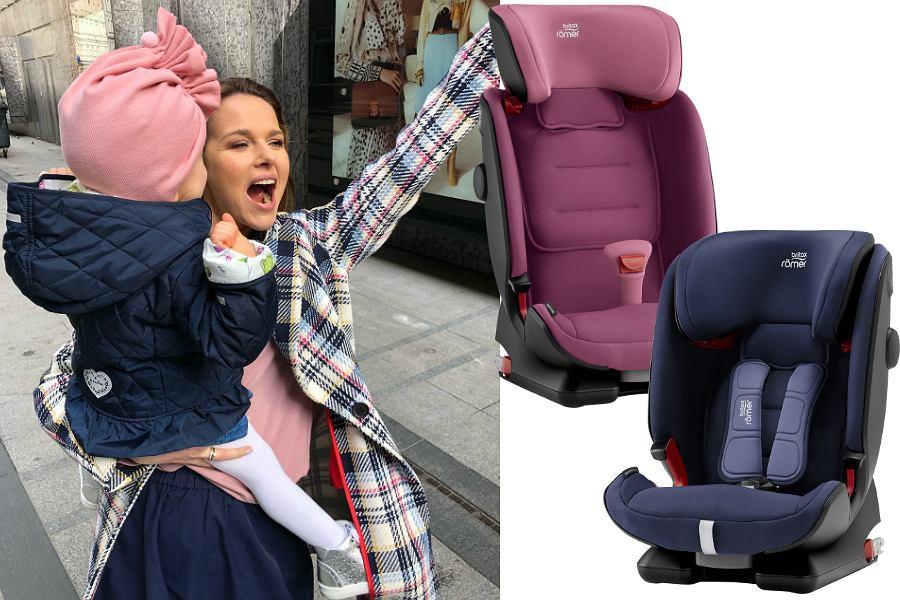 Akcesoria dziecięce - foteliki