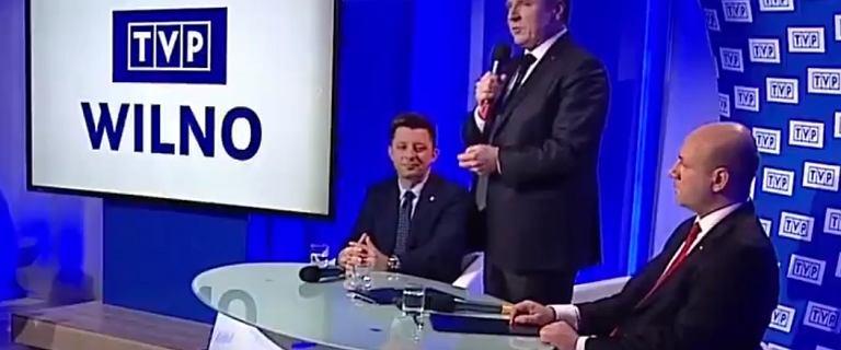 MSZ i TVP otwierają TVP Wilno - nowy kanał dla Polonii na Litwie