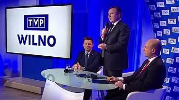 Od maja zacznie działać program TVP Wilno