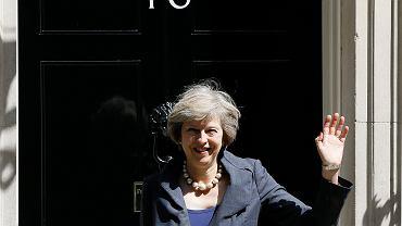 Theresa May - nowa premier Brytanii