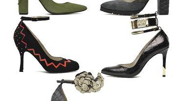Buty zaprojektowane przez blogerki w Sarenza.pl