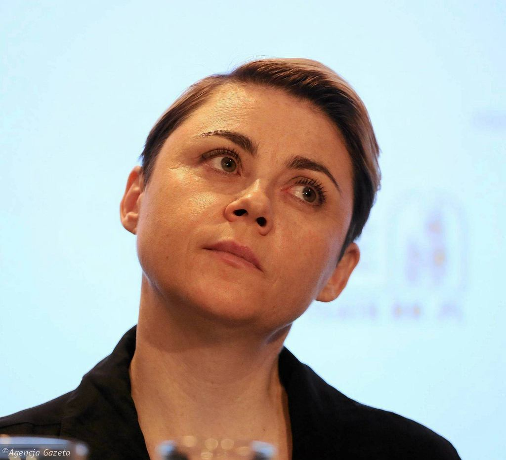 Maria Peszek / AGATA GRZYBOWSKA