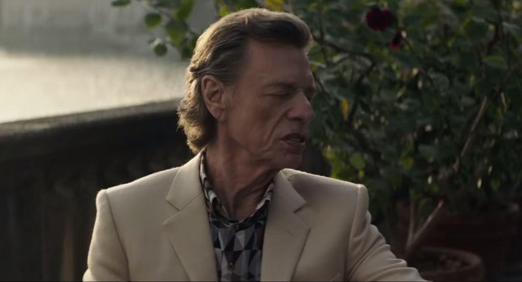 Mick Jagger - kadr z filmu