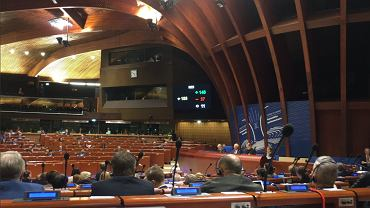 Rada Europy przyjęła rezolucję w sprawie Polski