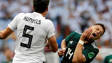 Niemcy - Meksyk 0:1