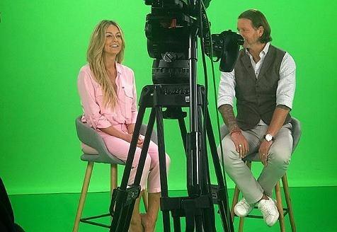 Małgorzata Rozenek-Majdan będzie komentować mecze z mężem w TVN24