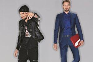 Jesienne trendy: yuppie czy punk?