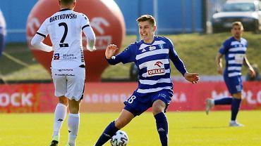 Wisła Płock przegrała z Pogonią Szczecin 2:3