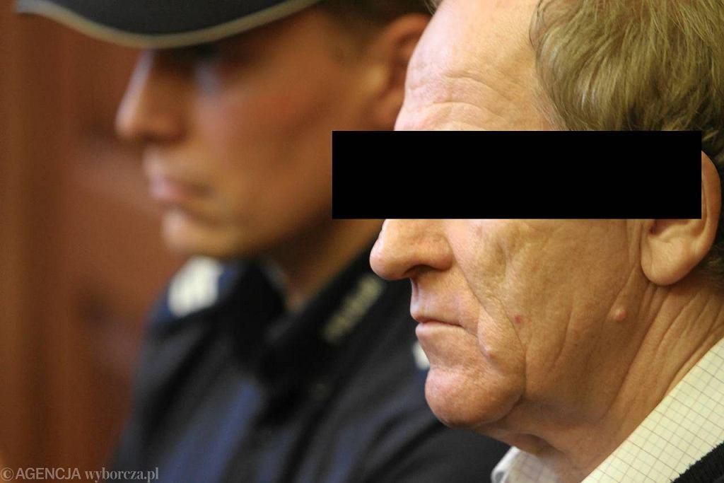 Pierwszy dzień procesu zorganizowanej grupy przestępczej ustawiającej mecze piłkarskie, kierowanej przez Ryszarda F. ps. 'Fryzjer'
