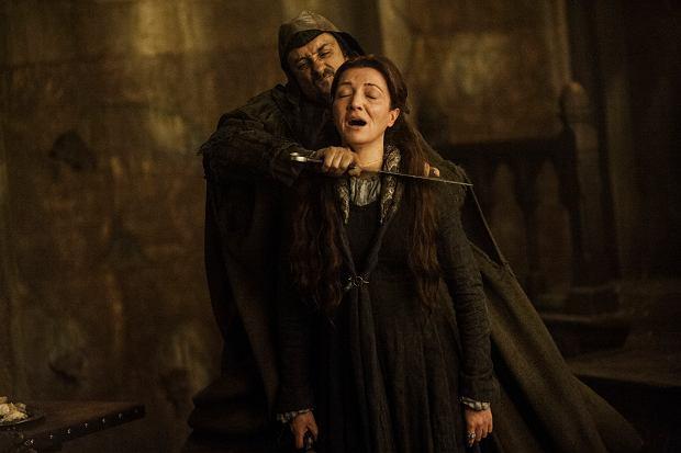 Kadr z serialu 'Gra o tron'