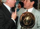 """MŚ 2014. Brazylia - Niemcy. Maradona: """"Brazylia może wzorować się na Argentynie"""""""
