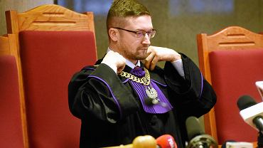 Sędzia Paweł Juszczyszyn będzie w poniedziałek w Luksemburgu. Na wysłuchaniu przed TSUE