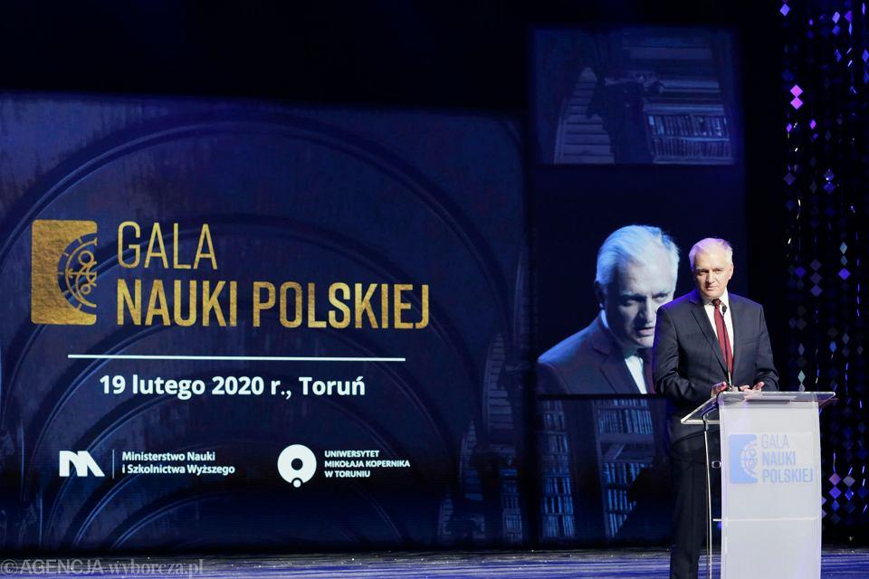 Zdjęcie numer 29 w galerii - Toruń: Wielka Gala Nauki Polskiej z okazji nowego święta państwowego