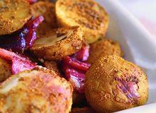 Pieczone ziemniaki curry - ugotuj