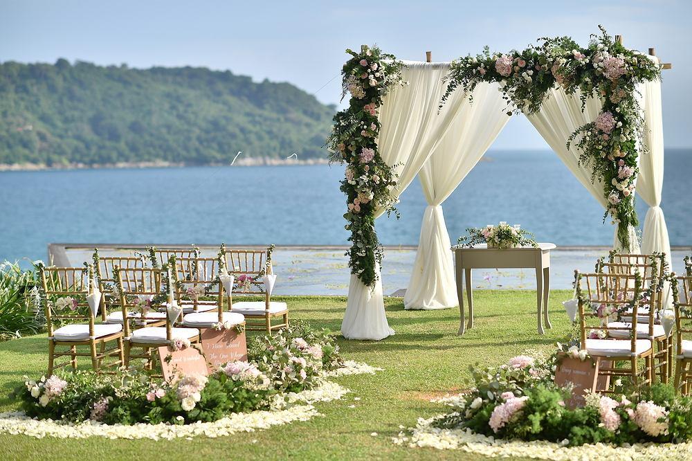 Ślub w plenerze. Zdjęcie ilustracyjne