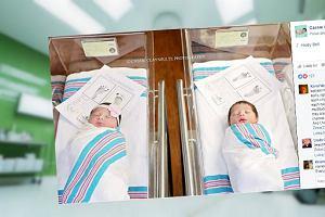 W tym samym szpitalu i czasie, w dwóch różnych rodzinach przyszli na świat... To chyba przeznaczenie!
