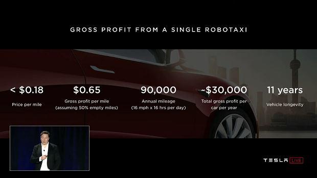 Tesla Robotaxi