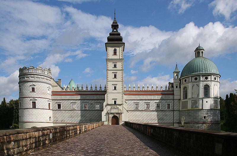 Zamek w Krasiczynie / Wikimedia Commons