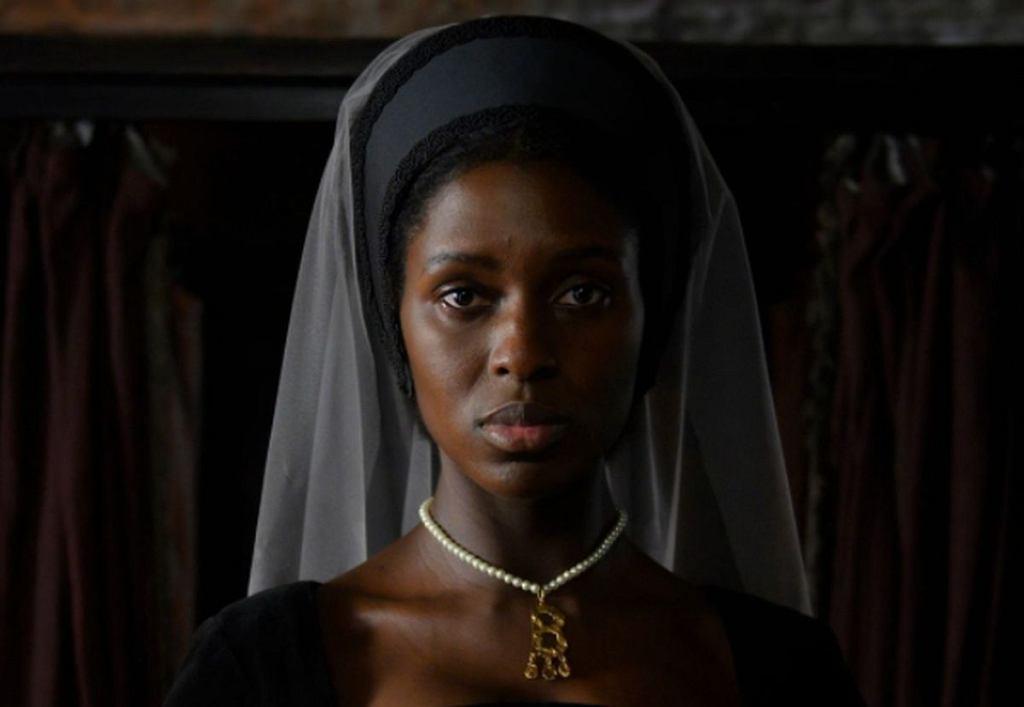 Jodie Turner-Smith jako Anna Boleyn/ Materiał promocyjny