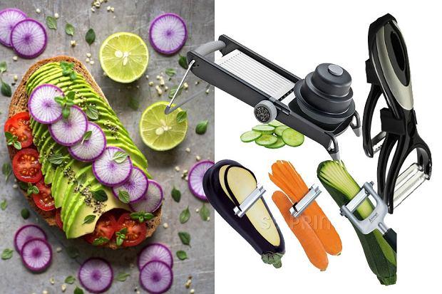 Czym siekać warzywa, by ułatwić sobie pracę w kuchni?
