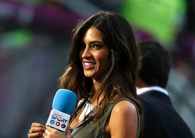 Sara Carbonero.