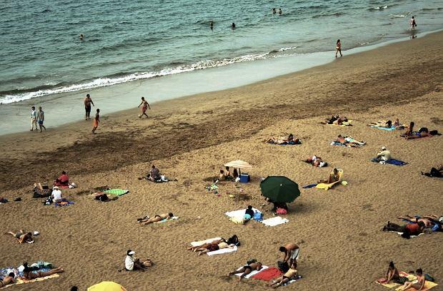 Wyspy Kanaryjskie - Gran Canaria. Las Canteras / fot. Luis de Bethencourt / Flickr.com CC BY