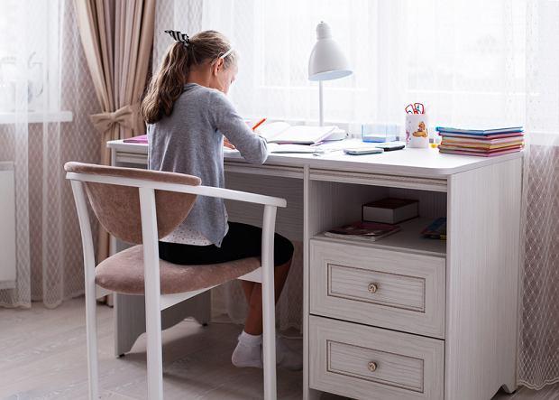 Krzesła biurowe dla dziecka