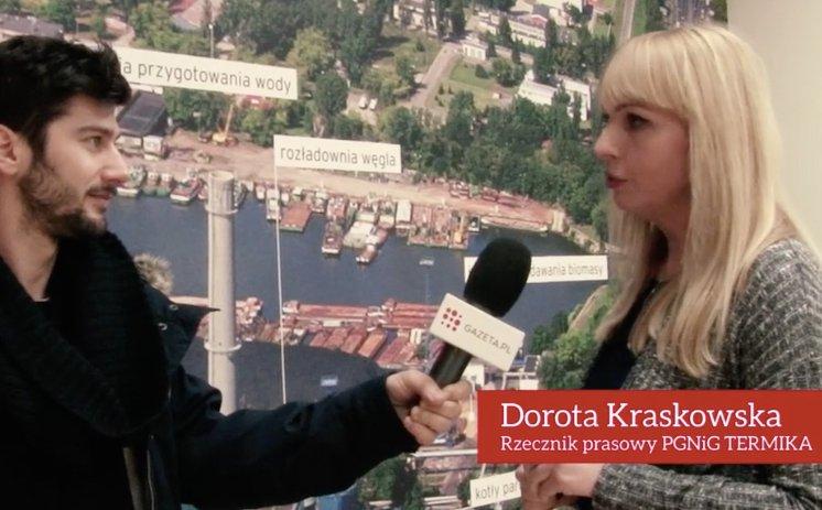 Na ulicę Warszawy wyjedzie choinkobus - mówi rzecznik Elektrociepłowni Żerań