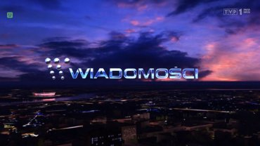"""Wiadomości"" TVP1"