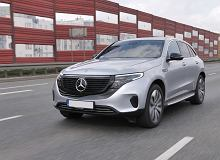 Opinie Moto.pl: Mercedes-Benz EQC 400 4Matic - pierwszy pełnowartościowy samochód elektryczny od Mercedesa