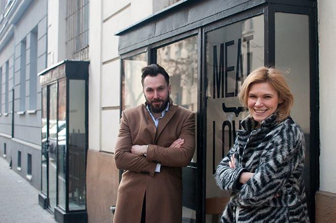Agnieszka Wiewiórska i Kamil Prandecki