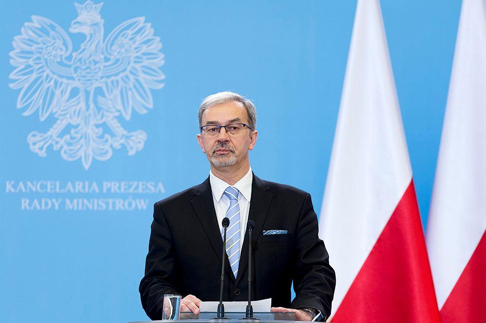 Konferencja prasowa po posiedzeniu Rady Ministrów